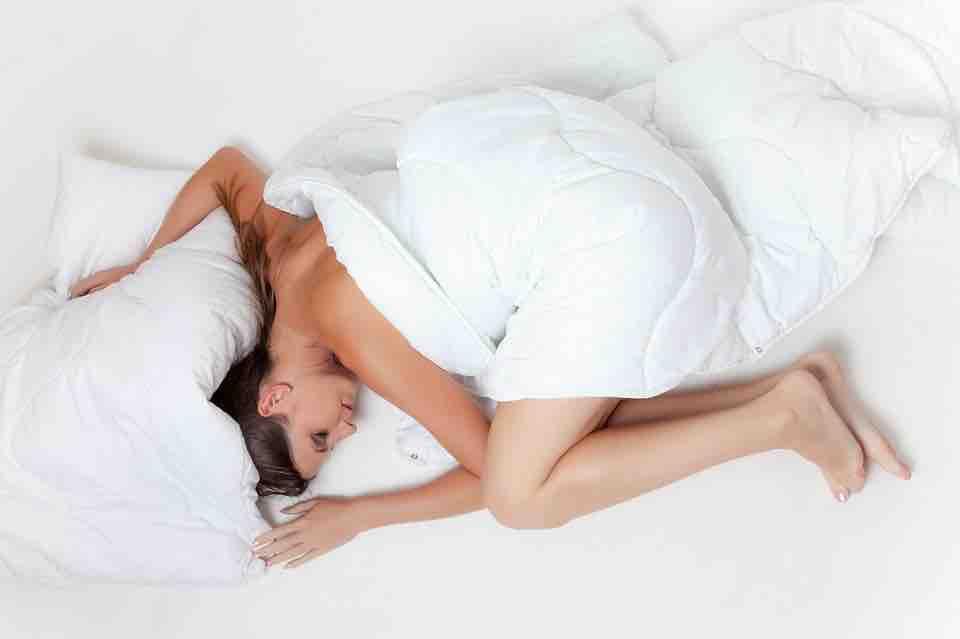 Schlaf zum Abnehmen